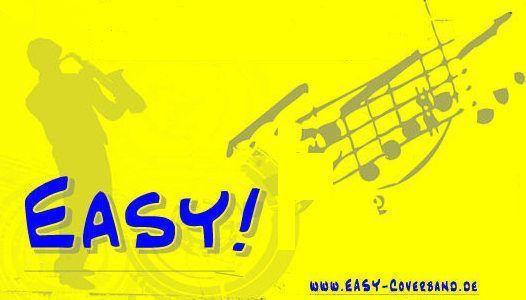 -Easy!- blau-gelb