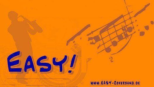 Easy!- blau-orange