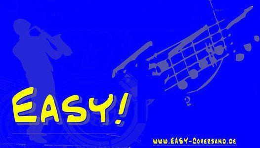 -Easy!- gelb-blau