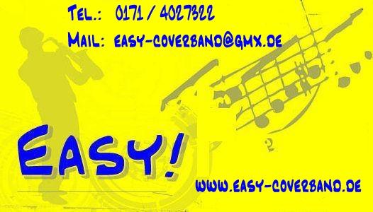 Easy! - blau-gelb