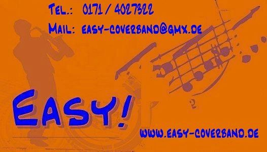 Easy! - blau-orange