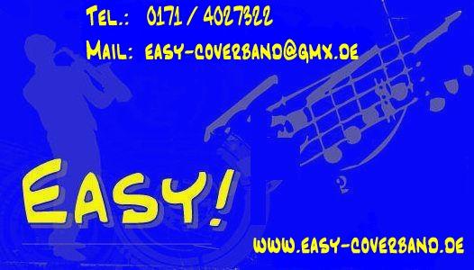 Easy! - gelb-blau